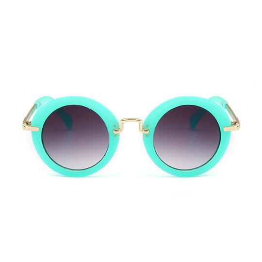 Juliette Sea Green Sunglasses