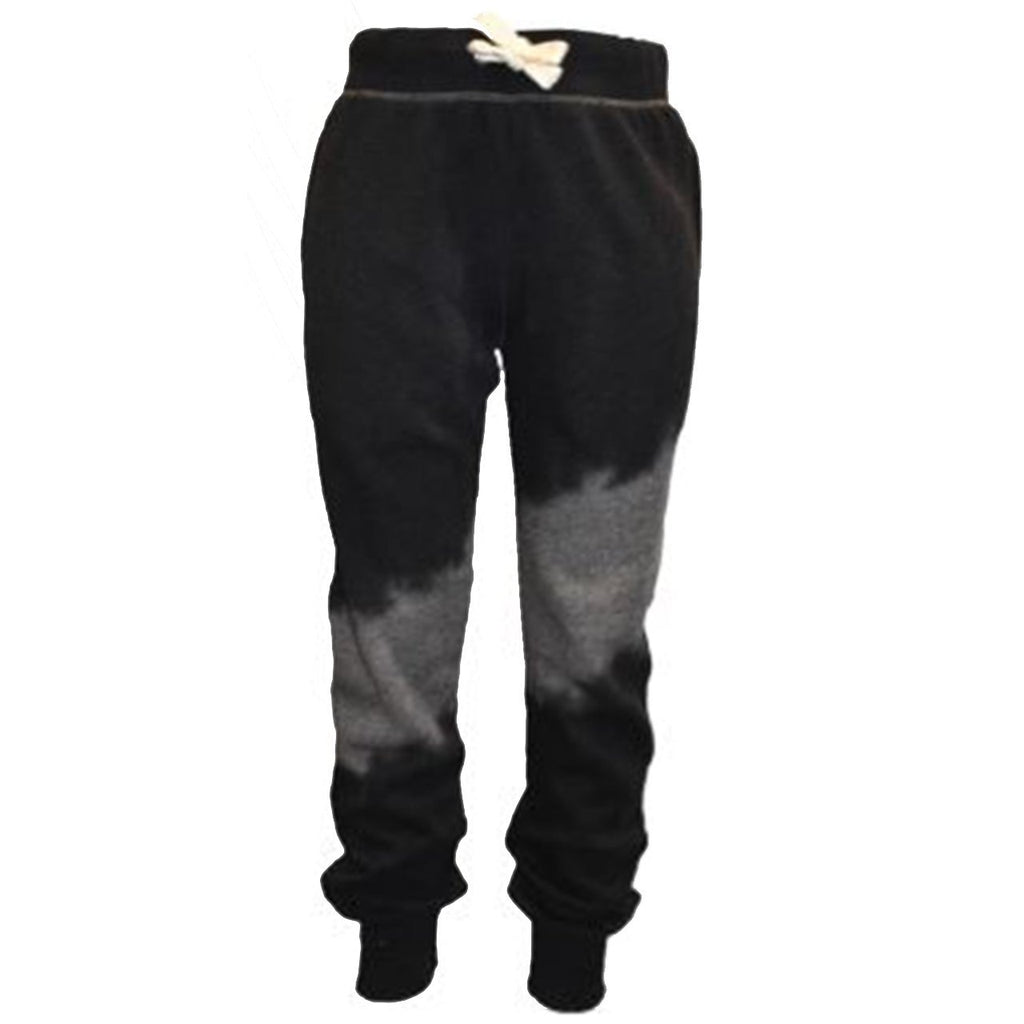 VH Black Tie Dye Fleece Joggers