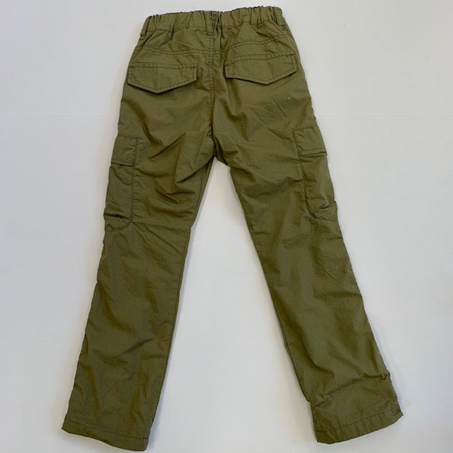 Lined Cargo Pant Army Green