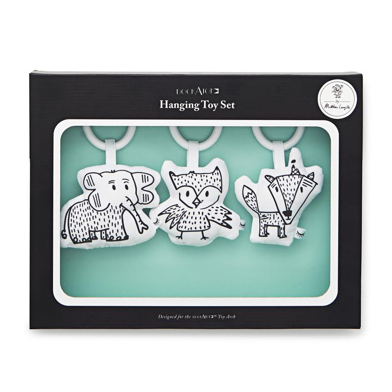 Cheeky Chums Hanging Toy Set