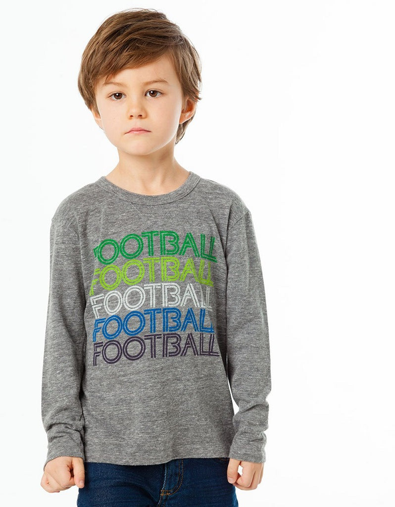 Football Long Sleeve Tshirt