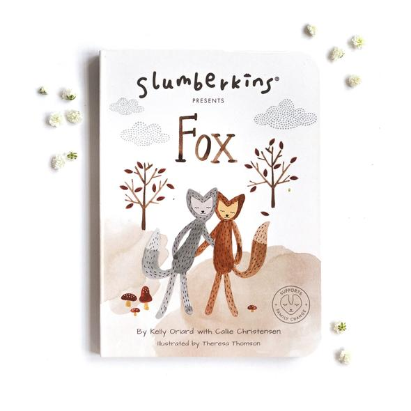 SlumberKins Fox Book