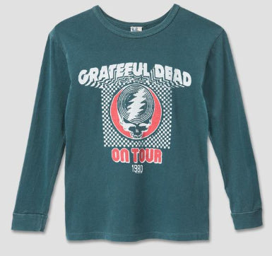 Grateful Dead Long Sleeve Tshirt