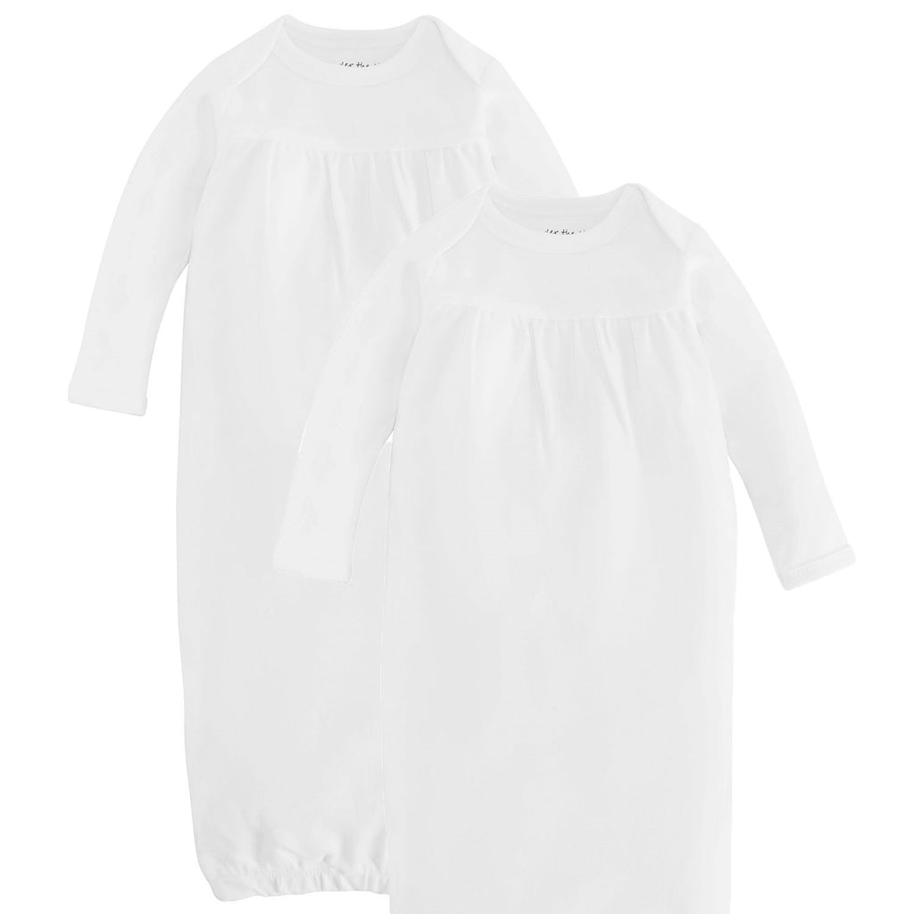 Organic Baby Gown