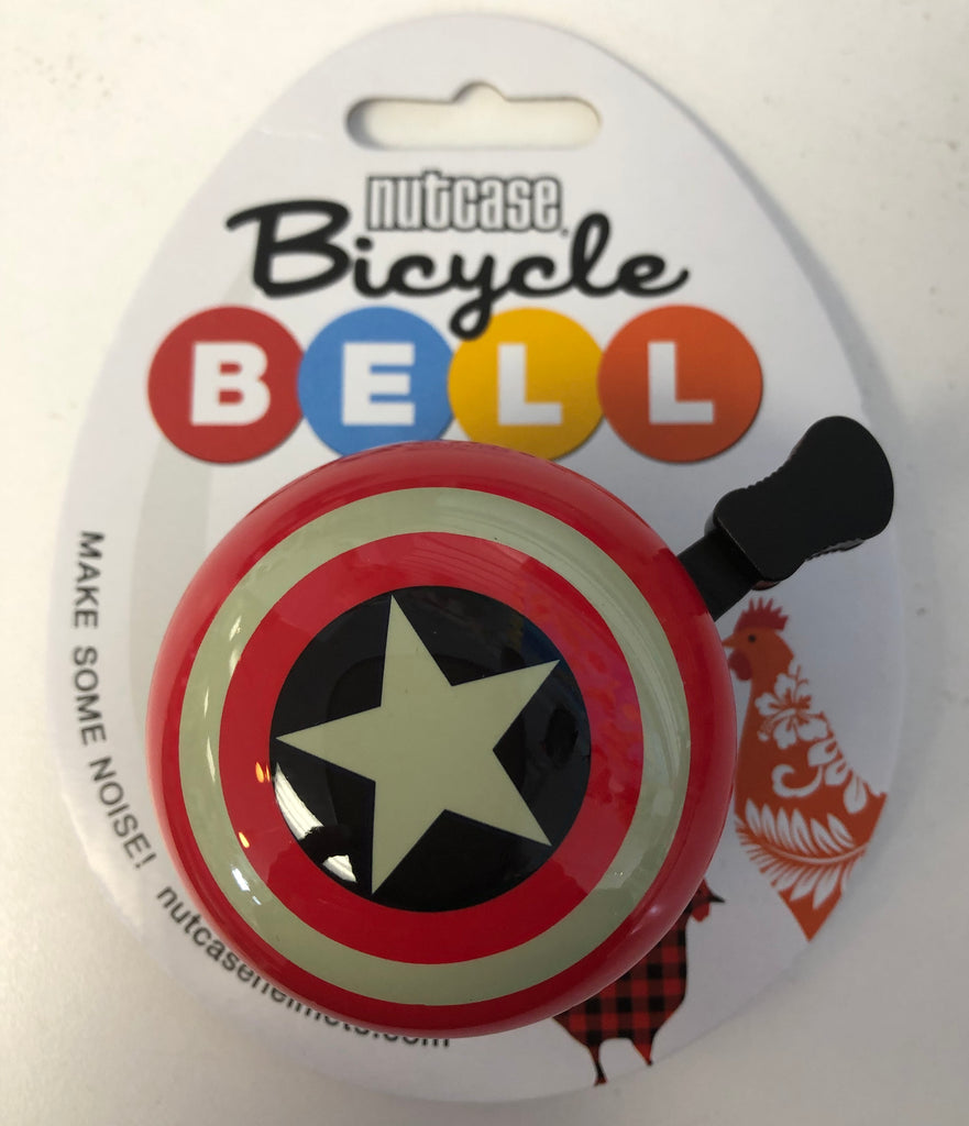 Bike bells/Nutcase