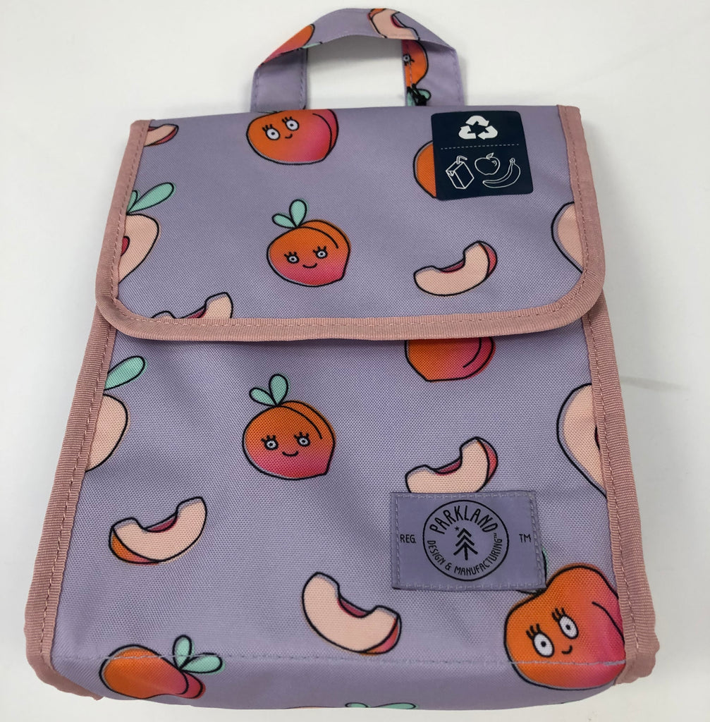 Peachy Snack Bags
