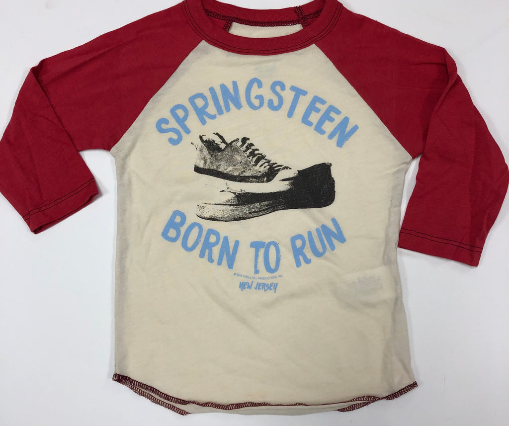 Born to Run Rowdy Tee's