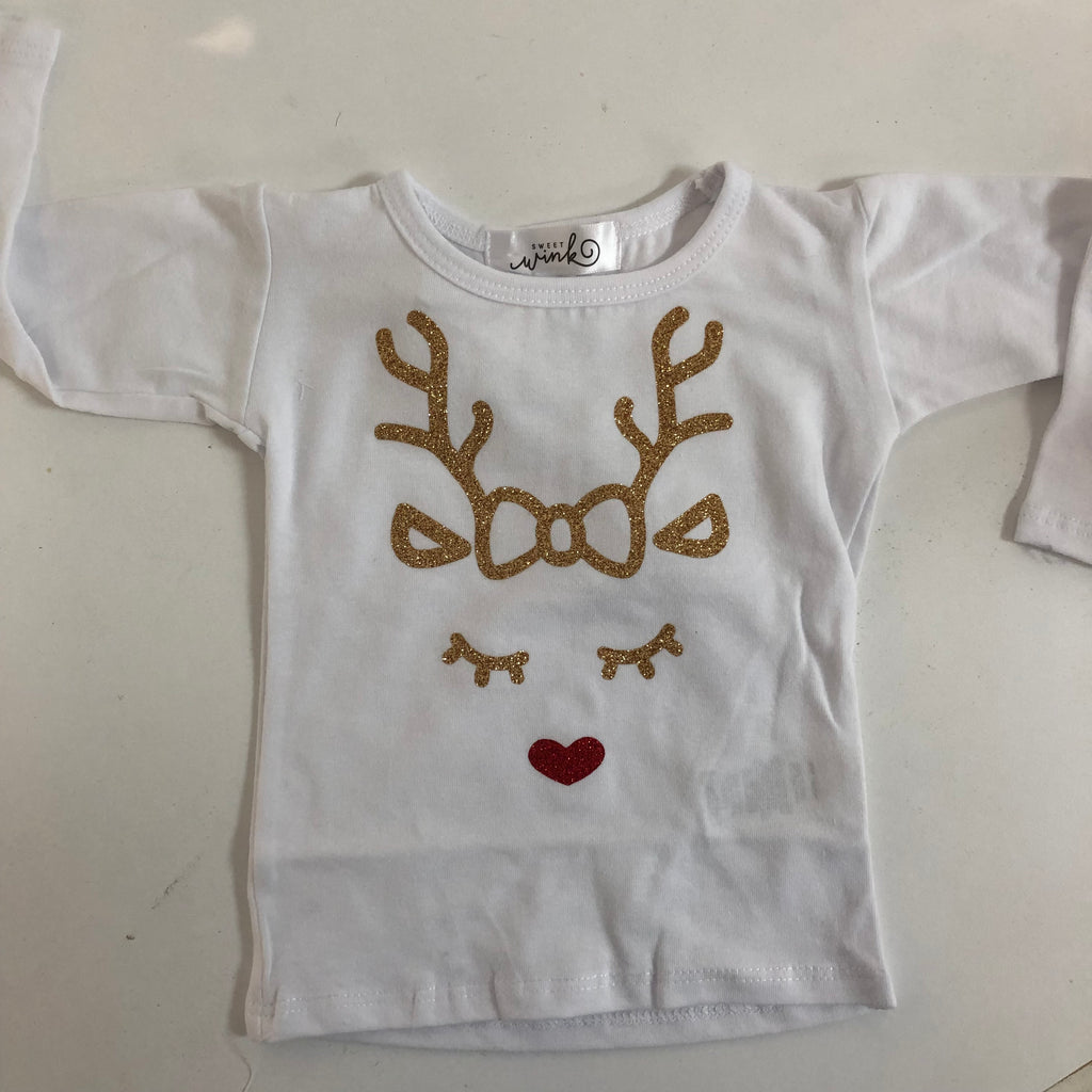Sweet Wink Holiday Tee