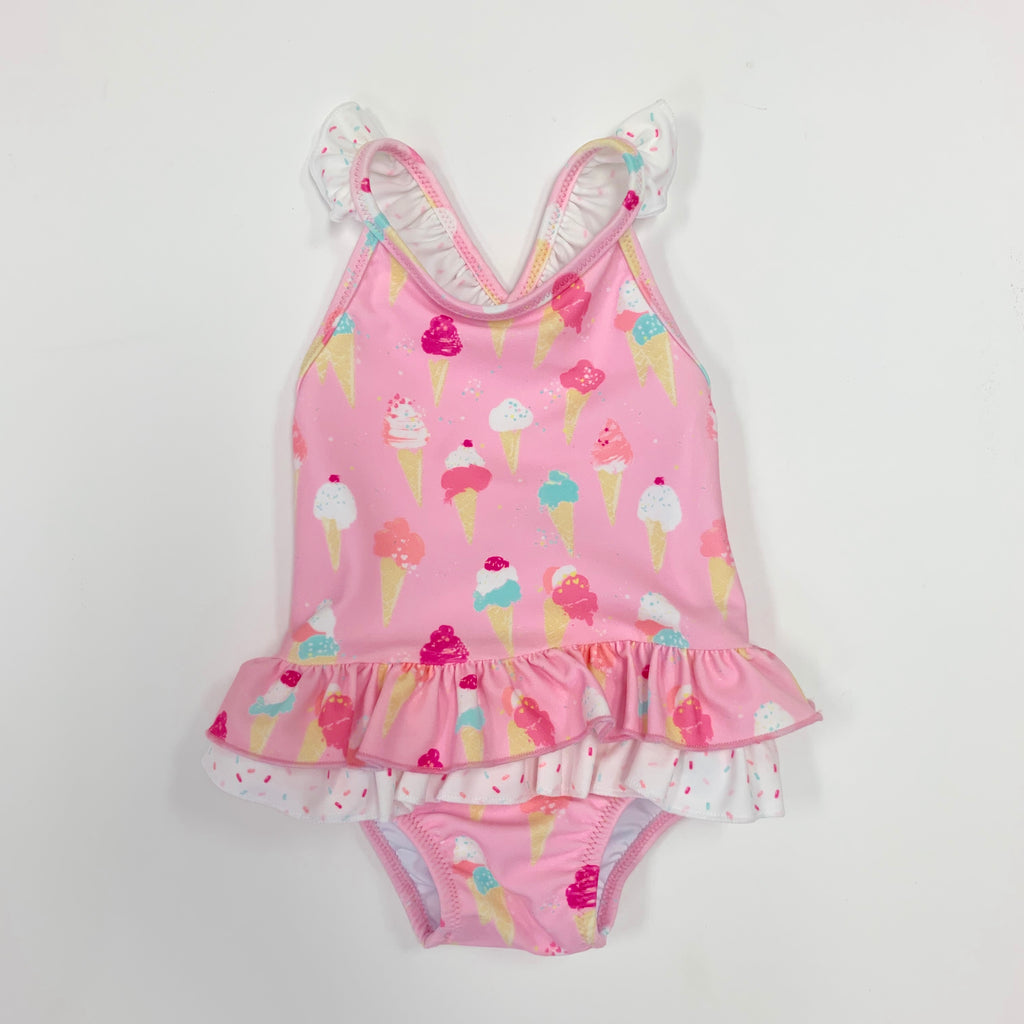 Ice Cream Frill Swimsuit