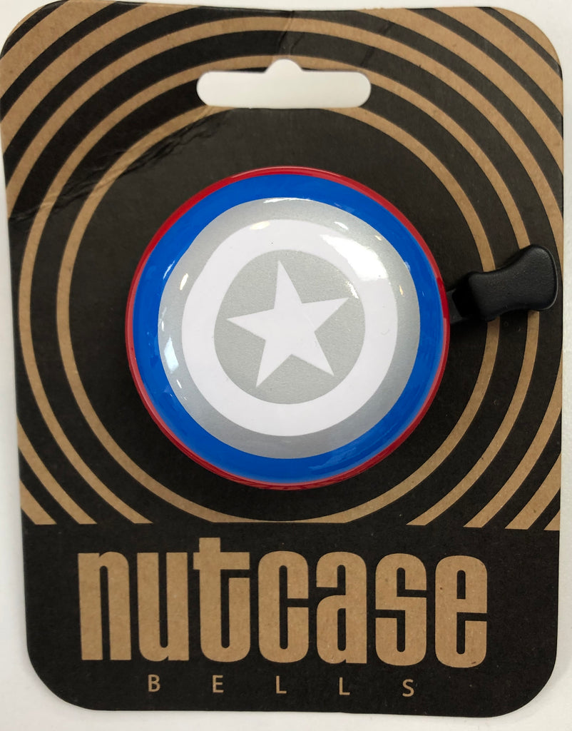 Nutcase Bike Bells/Captain