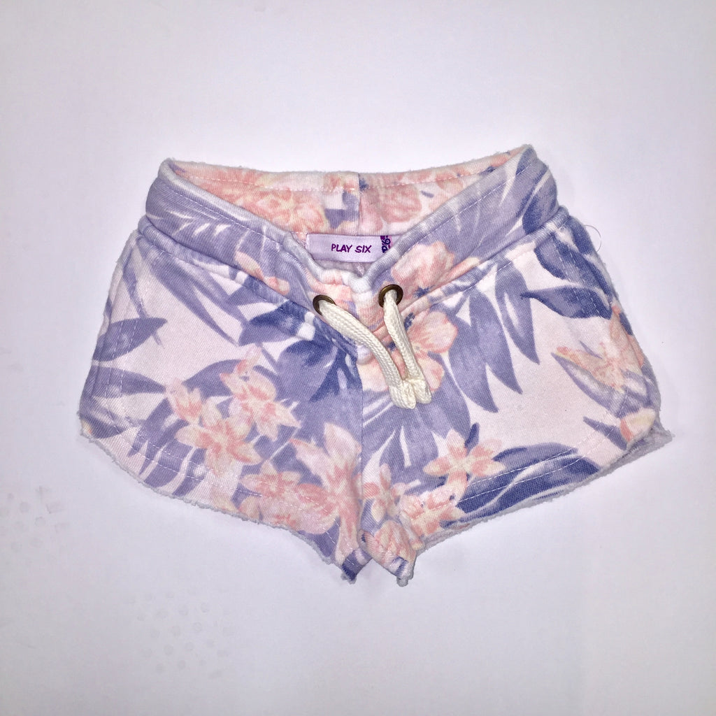 Pink Tropical short