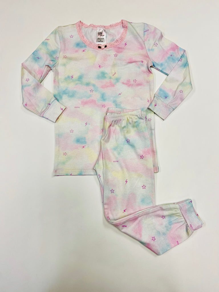 Esme Shimmer Cloud PJs