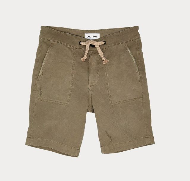 Utility Short with Drawstring Waist