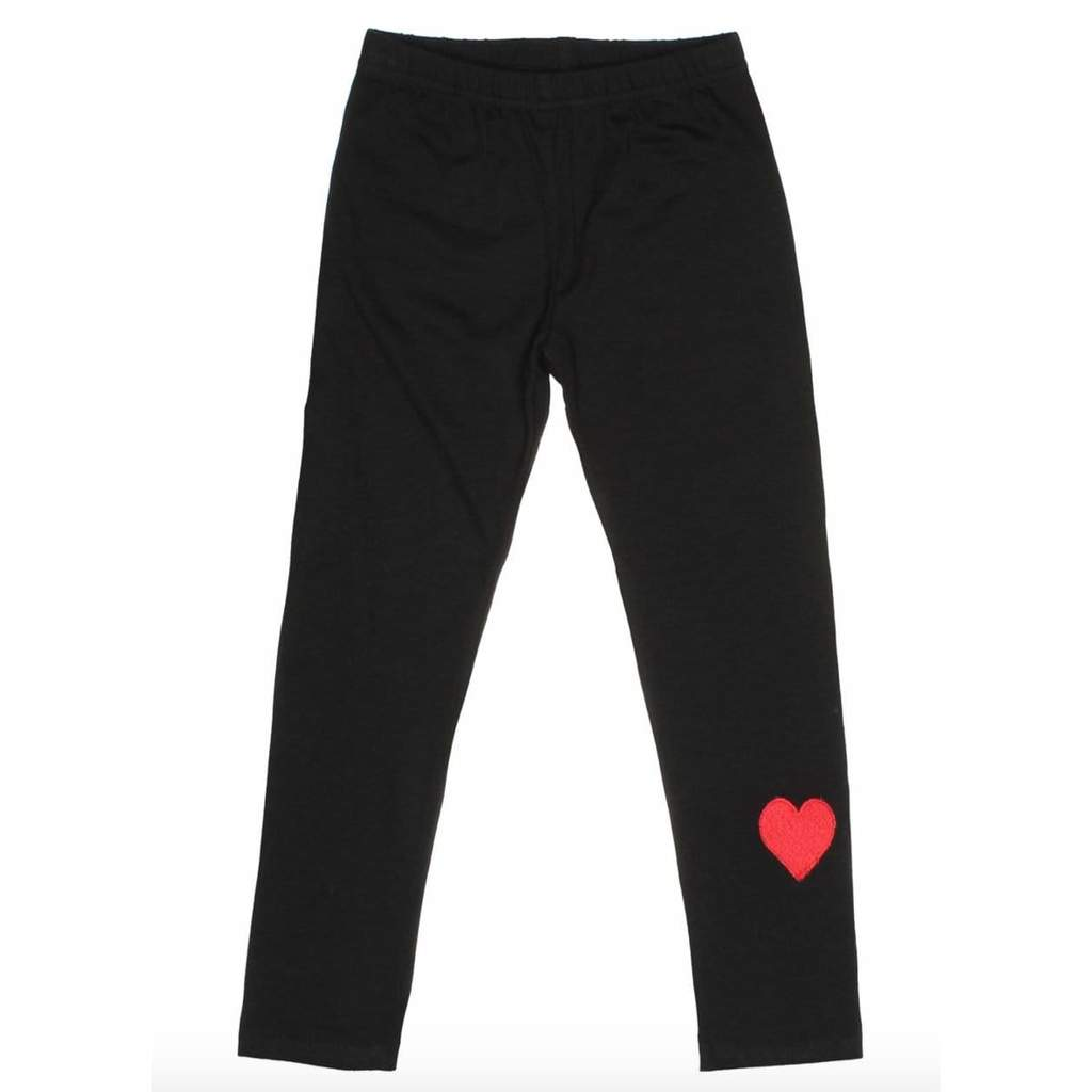 Kait -Heart Legging
