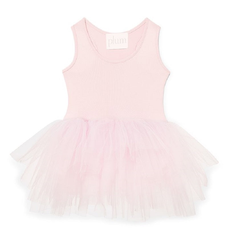 I Love Plum Tutu - Light Pink