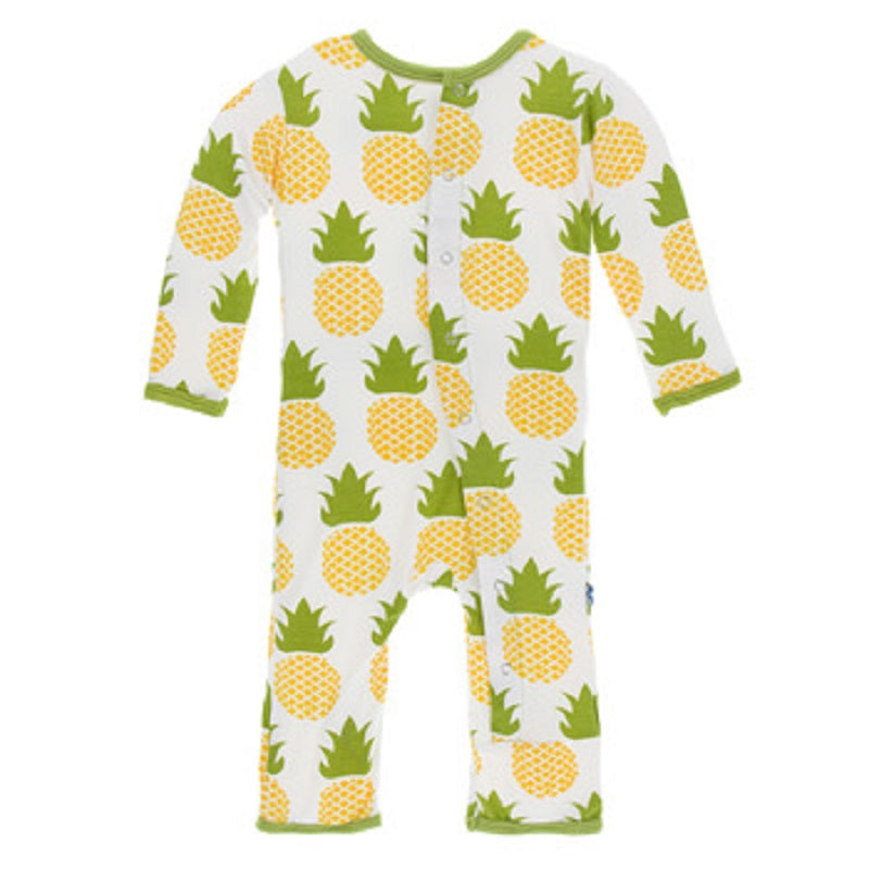 Pineapple Coverall