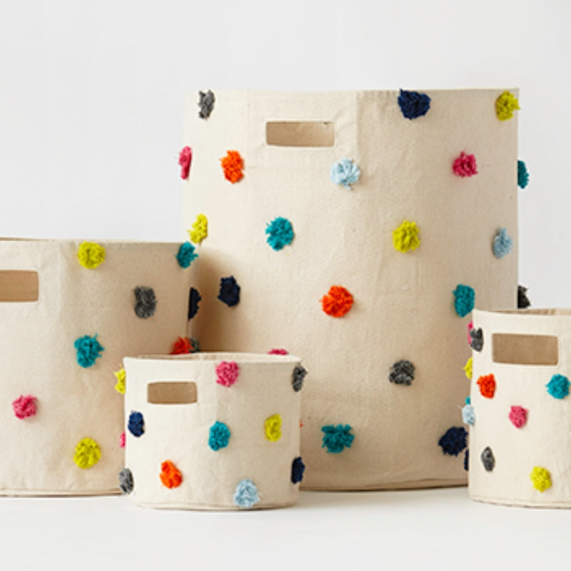 Multi Pom Pom Storage - Pint