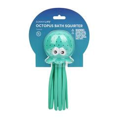 Octopus Bath Squirter/Click for more color options