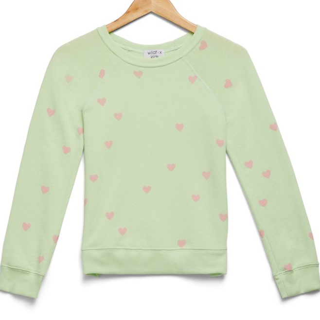 Scattered Hearts Sommers Sweater
