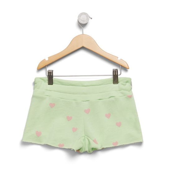Scattered Hearts Cutie Short