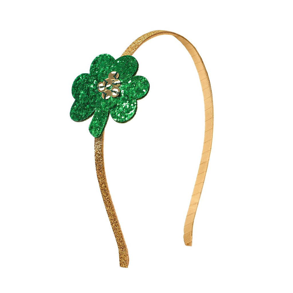 Shamrock Hard Headband