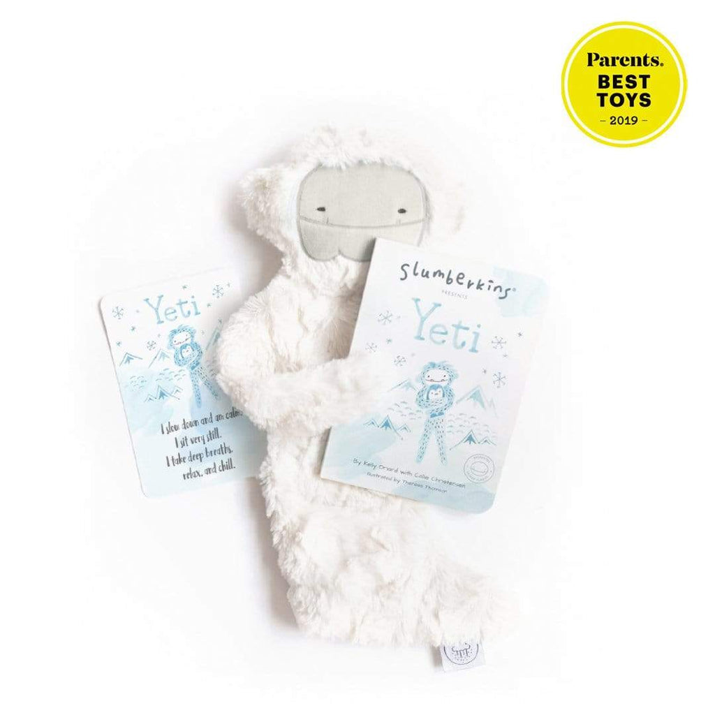 Yeti Mindfulness Snuggler Bundle