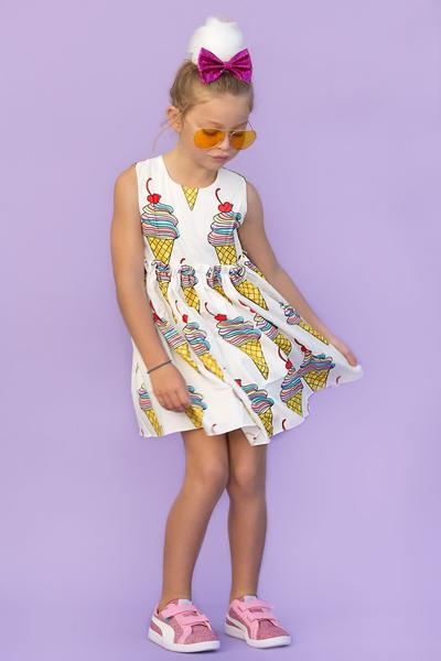 Ice Cream dress