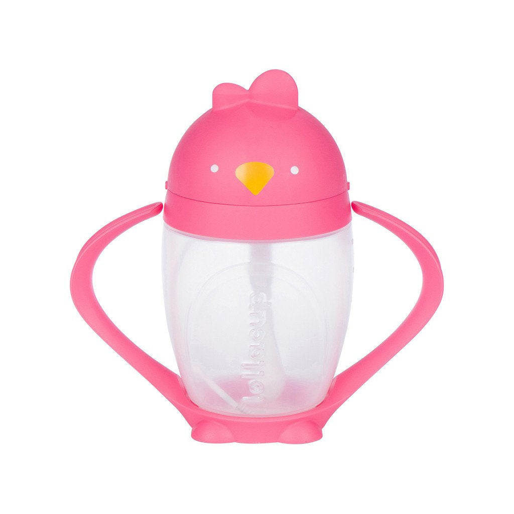 Straw Sippy Cup/Lollaland