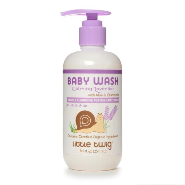 Little Twig Baby Wash 8fl. oz./Click for more options