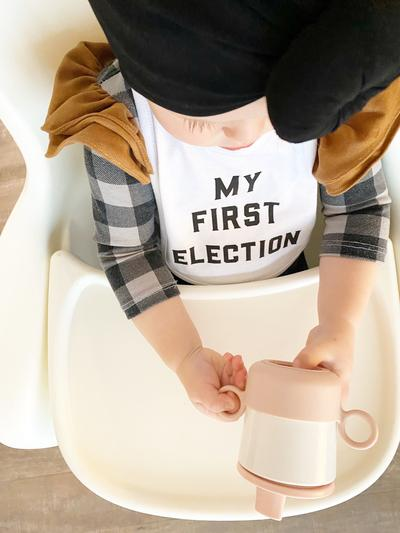 My First Election Bib