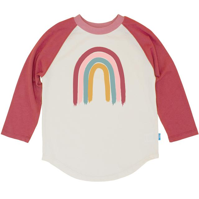 Painter's Rainbow Raglan T-Shirt