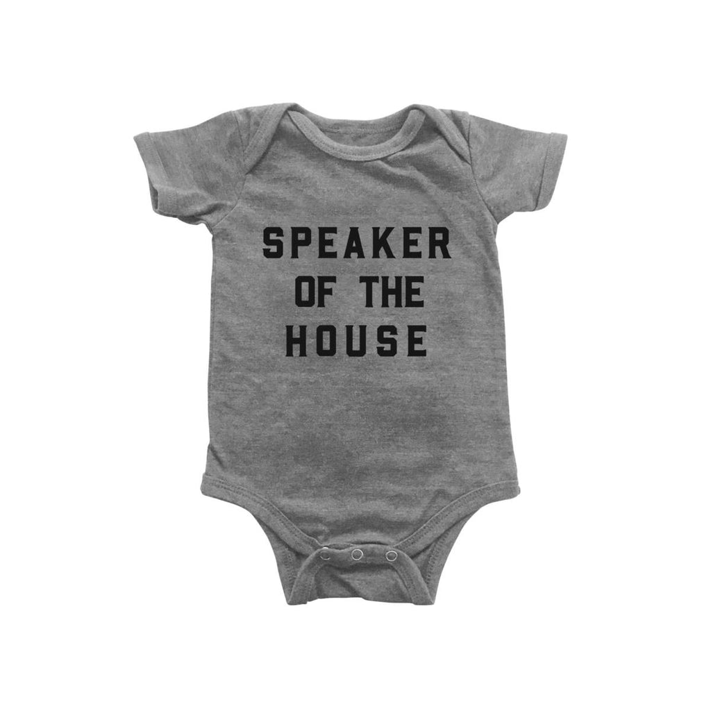 Speaker Of The House Onesie