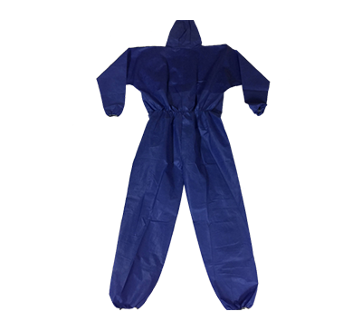 Coveralls (PPS Branded) Blue Box of 50