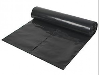 Medium Impact Black Builders Film 4m x 25m x 200mm