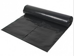 Medium Impact Black Builders Film 4m x 50m x 200mm (AS2870)