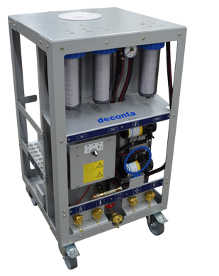 Deconta C130L Water Manegment System
