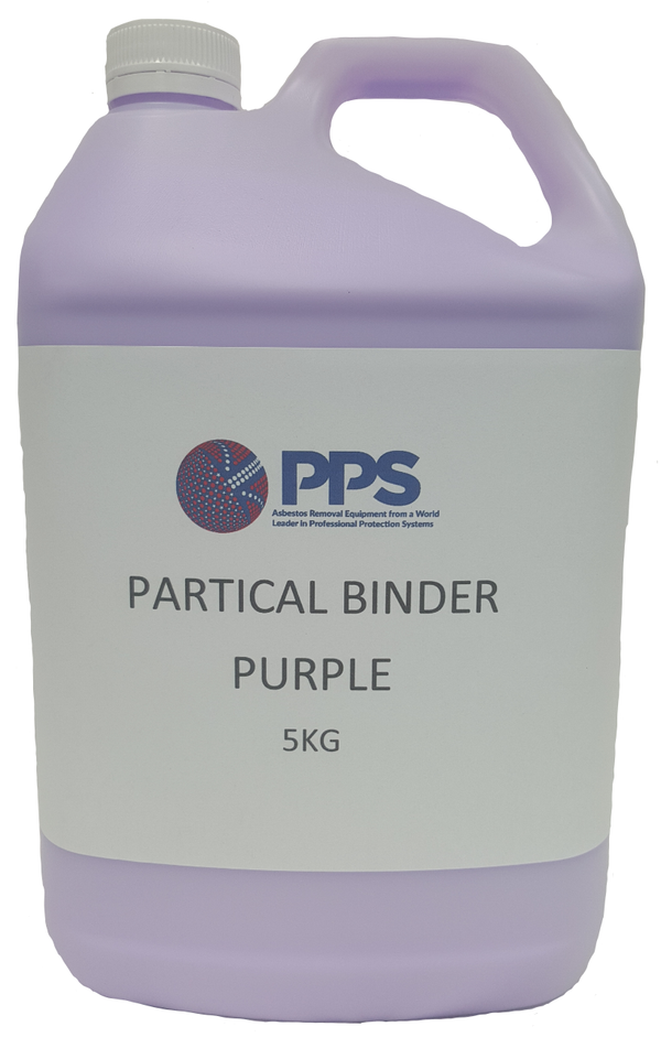 Copy of Asbestos Partical Binder (Purple) 5KG
