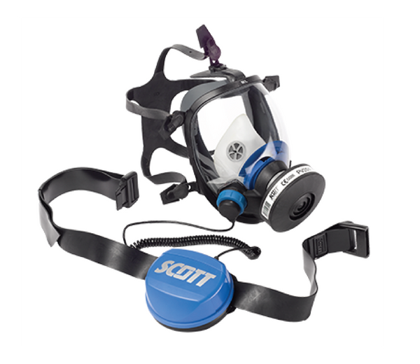 Scott Safety Phantom Vision (Medium/Large)