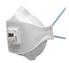 3m™ P2 Aura™ Flat Fold Particulate Respirator with valve 9322+ Box of 10