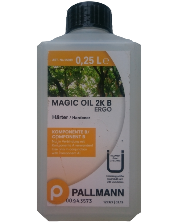 PALLMANN MAGIC OIL ERGO HARDENER