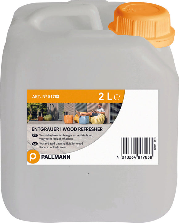 PALLMANN WOOD REFRESHER