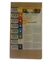 Pallmann Sports Colour Line Marking Paint