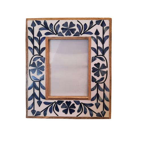 Small Bone Inlay Frame