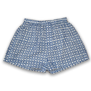 blue boxer shorts at Pigott's Store