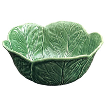 Load image into Gallery viewer, Cabbage Ware Large Deep Salad Bowl BP11360