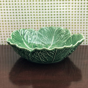 Cabbage Ware Medium Shallow Salad Bowl at Pigott's Store