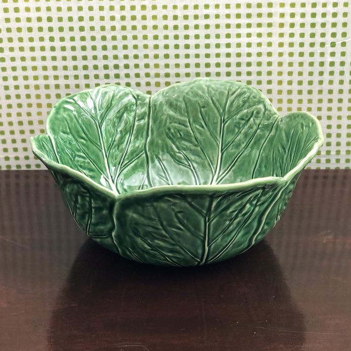 Cabbage Ware Large Deep Salad Bowl at Pigott's Store