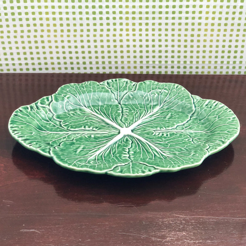 Cabbage Charger Plate at Pigott's Store