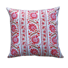 Load image into Gallery viewer, Indian Summer Border Cushion Cover  55 x 55cm