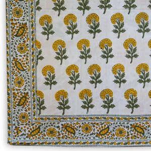 Indian Summer Border Cushion Cover  55 x 55cm